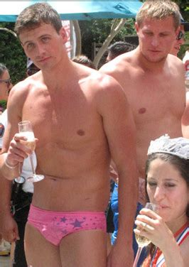 phil mattingly swimming sunday s swim report the lure of the pink speedo