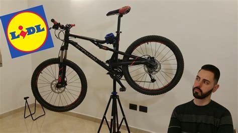 piedistallo per bici cavalletto per bicicletta pratico ed economico
