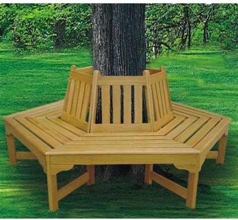 bench tree group how to build benches around trees pdf plans