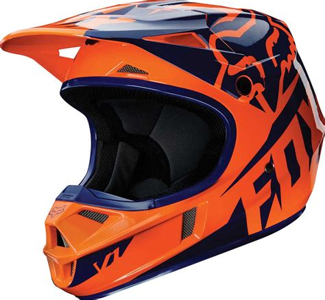 motocross racing helmets 2016 fox racing v1 race youth helmet motocross dirtbike