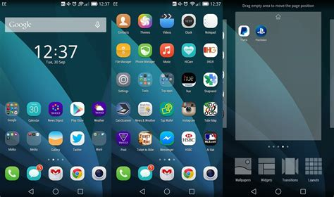 huawei kitkat themes huawei ascend mate 7 review android central