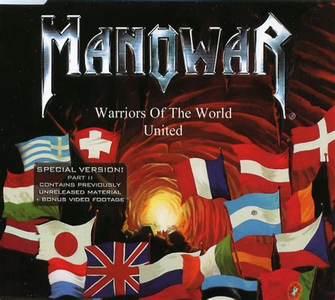 Manowar Heavy Metal manowar