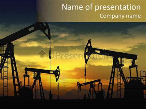 templates for oil and gas ppt oil and gas powerpoint template images