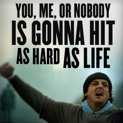 rocky balboa quotes rocky quotes fear quotesgram