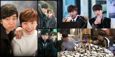 film korea sedih banget lee jong suk best bromance drama korea awas bikin fans