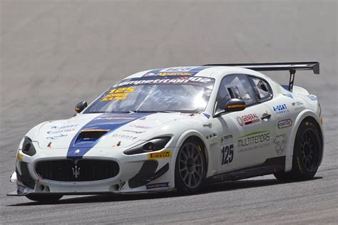 Maserati Race Car Racecarsdirect Maserati Gt4 Trophy Race Car