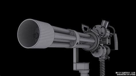 Kaos 3d Gafting Gun 3d modeling specialist