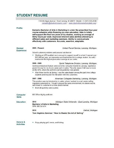 cover letter for newly graduated student 17 best images about resumes on registered