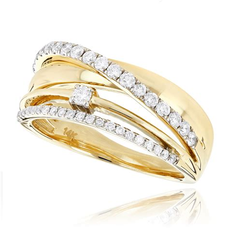 Right Rings by Designer Right Ring For 0 55ct 14k Gold