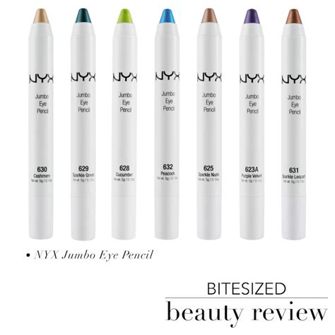 Eye Pencil Jumbo Nyx nyx jumbo eye pencil uk review coco s tea