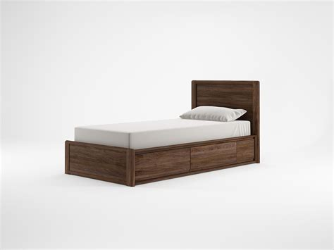Single Bed Headboard Circa17 Single Size Bed Solid Headboard Single Beds From Karpenter Architonic