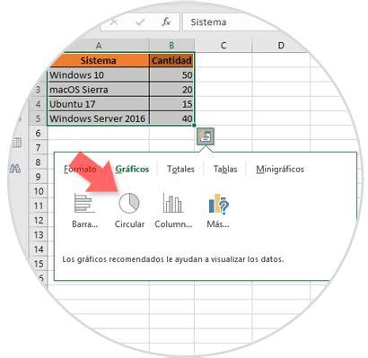 tutorial excel grafico circular c 243 mo crear y editar un gr 225 fico circular en excel 2016
