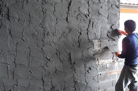 Comment Crepir Un Mur 5212 by Enduit Mur Exterieur Parpaing 46769 Sprint Co