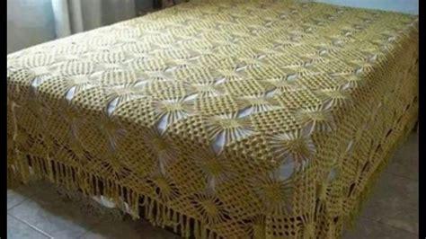 imagenes cubrecama tejidas a crochet colchas en lvariado modelos para camas tejidos a crochet