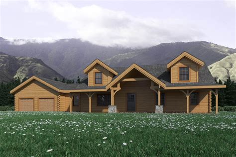 mountain view home plans mountain view home plan by countrymark log homes