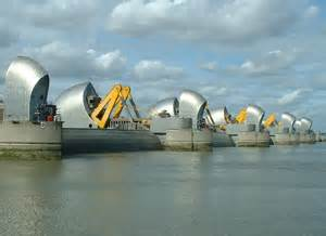 thames barrier rising sea levels risk of major sea level rise in northern europe