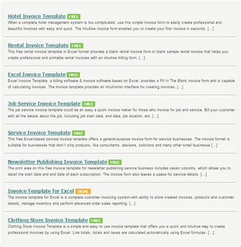 free access templates for small business free access templates for small business