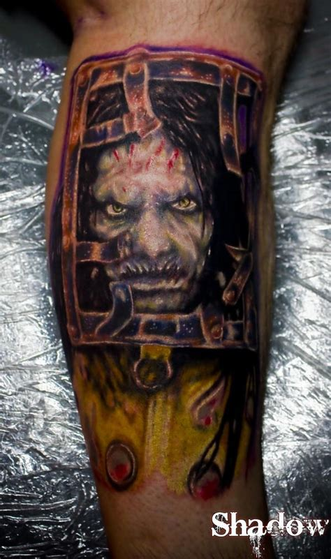 3d tattoo artist orlando 17 best images about horror tattoos on pinterest ink