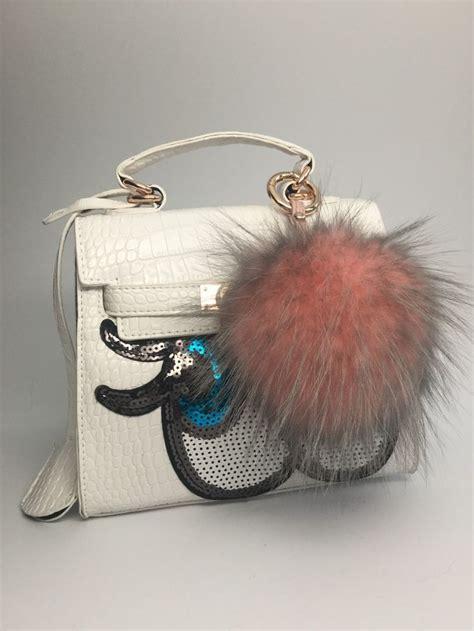 Grey Furball Bag Charm 1000 ideas about pom pon on pom pom diy pom