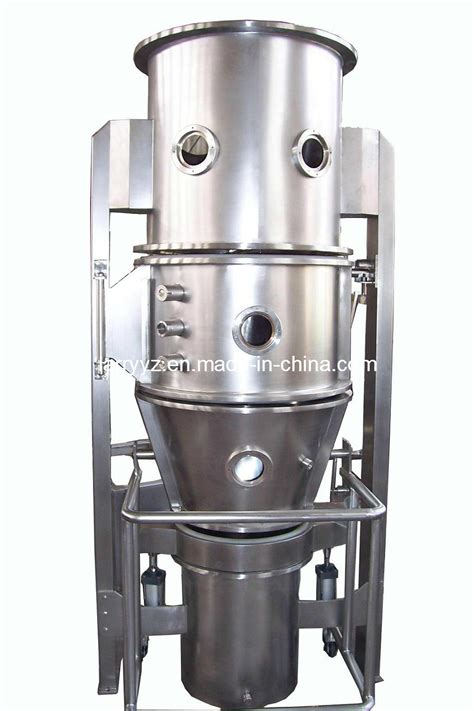 fluid bed dryer china fl 30 fluidized bed drying granulator fluid bed
