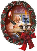christmas animations  santa animations clipart