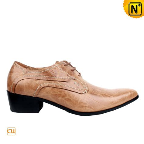 dress shoes oxford mens leather lace up oxford dress shoes cw760071 cwmalls