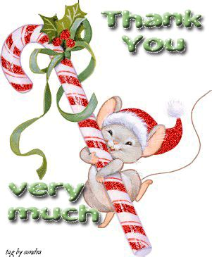 goodnight lights mouse ornament thanks clipart