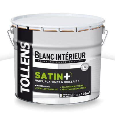 Peinture Plafond Tollens by Peinture Tollens Murs Plafonds Et Boiseries Blanc Satin