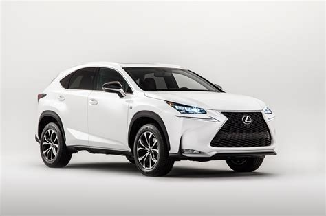 lexus crossover 2015 lexus offers turbo or hybrid power in 2015 nx crossover