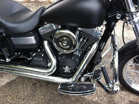 Footboards For Motorcycles by Dyna Floorboards Harley Davidson Forums