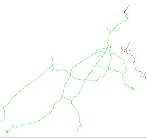 qgis road graph tutorial pyqgis how to find disconnected islands in a road
