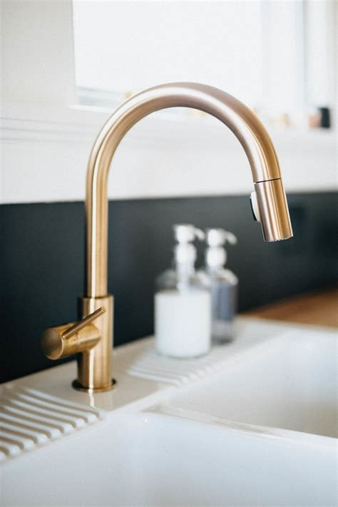 sophisticated models of gold kitchen faucet kitchen