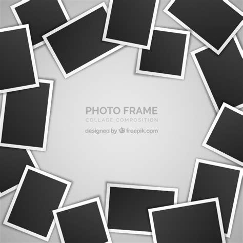 scarica cornice per foto gratis concetto di collage cornice foto scaricare vettori gratis