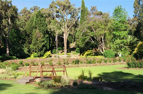 Botanical Garden Location Araluen Botanical Gardens Garden Locations