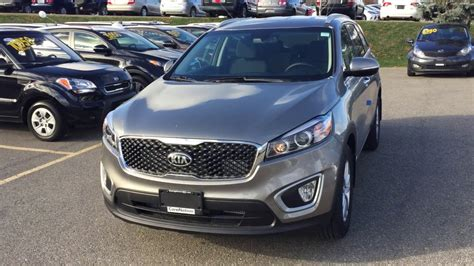 Georgetown Kia by 2017 Kia Sorento Lx Turbo For Dave Georgetown Kia West