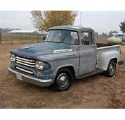 31546 1958 Dodge 100 Pickup Specs Photos Modification Info At