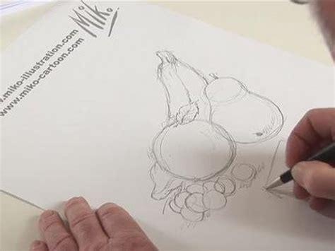 sketchbook ks2 how to sketch fruit