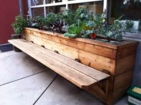 buildergibbs recent projects classroom bench planter box
