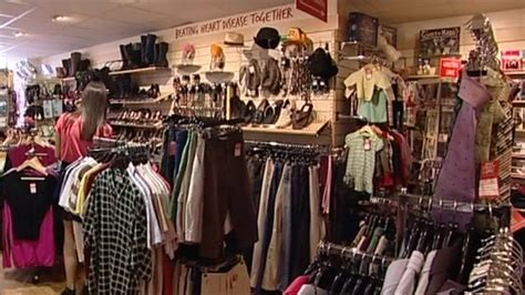 theft of clothes donations costing charity shops millions
