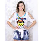 DIY – Customizando Camisetas Para Carnaval Abad&225s