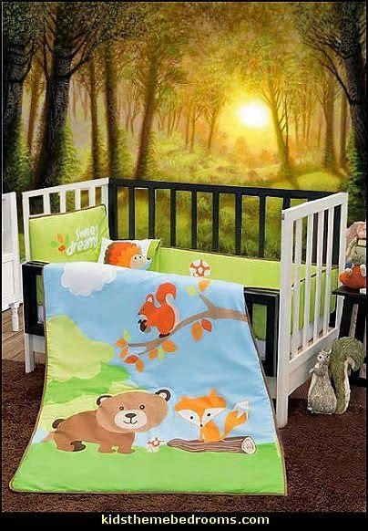 forest nursery bedding 17 best ideas about forest theme bedrooms on pinterest