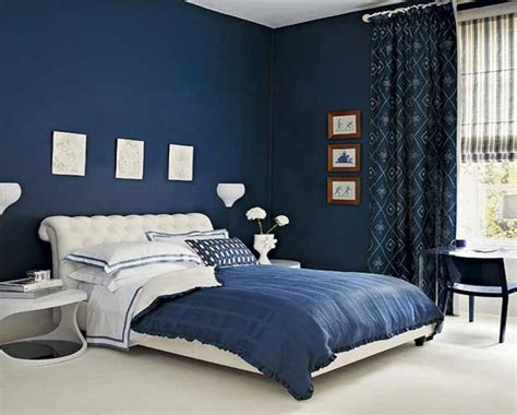 paint colors for dark bedrooms royal blue painted bed room furnitureteams com