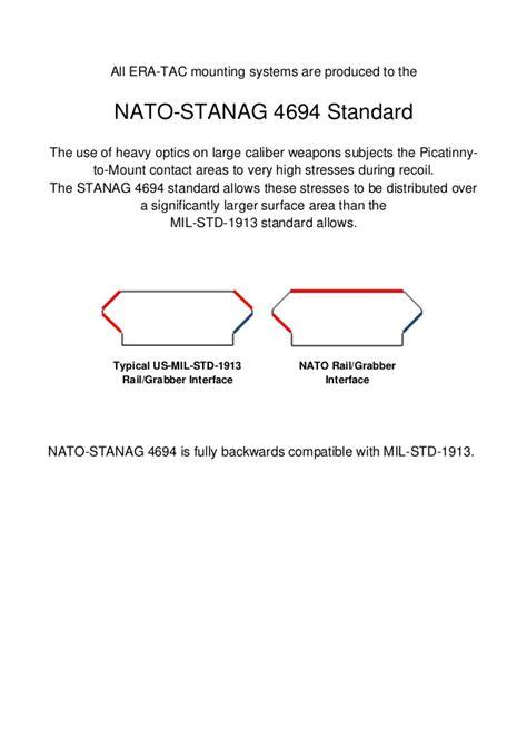 Nato Stanag 4193 Download Free