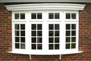 The Bow Window bow windows are curved bay windows creating a rounded appearance on