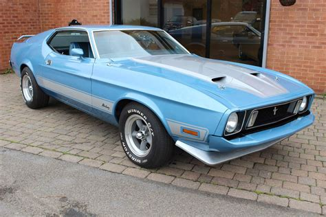 1973 mustang fastback for sale 1973 ford mustang fastback mach 1 coys of kensington