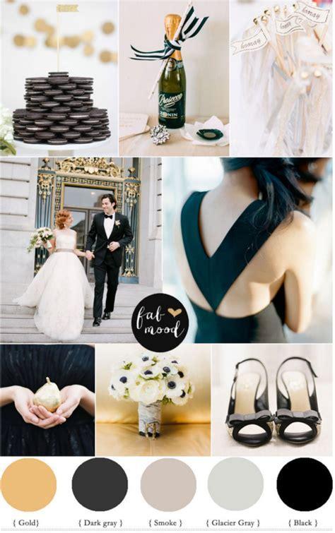 Wedding Inspiration: Black Tie Affair   Pretty Happy Love