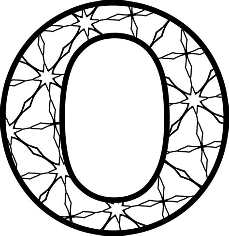 color o free printable alphabet letters coloring pages