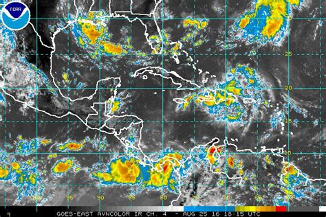 us weather map thursday the national general forecast of belize calls for a light