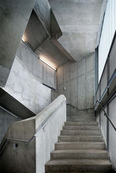 concrete stairs design 518 best concrete images on pinterest arquitetura house