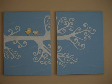 simple designed and painted tiny diy small canvas painting ideas diy do it your self